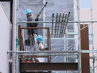 建設業のファクタリング例
